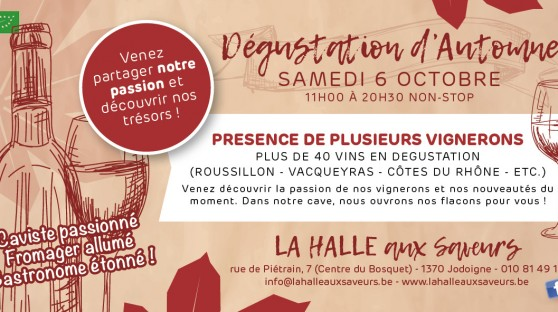 Invitation Vin - Sept 2018